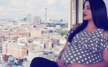 Celina Jaitly Delivers Twins Again, But One Passes Away