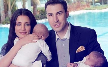Celina Jaitly Is Pregnant With Twins Once Again, To Deliver In October