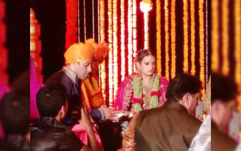 Pulkit Samrat Gets Knotty | Salman Spotted At The Wedding Too