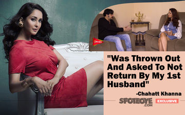 Chahatt Khanna's EXPLOSIVE Interview On Two Failed Marriages, Infidelity Accusations And Casting Couch- EXCLUSIVE