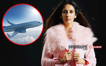 Chahatt Khanna Shares A SCARY Flight Experience: 'I Felt Like I Was Going To Lose My Life'- EXCLUSIVE