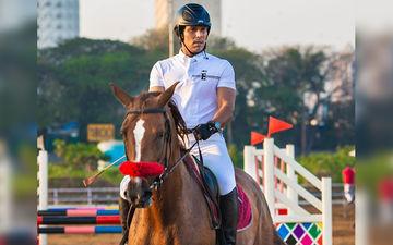 Champ Jockey Randeep Hooda Wins Silver At National Equestrian Championship