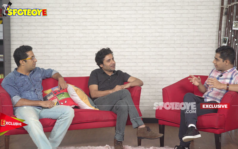 Chandan Roy Sanyal And Vikram Kochhar Unabashed On Their Web Show Hawa Badle Hassu- EXCLUSIVE
