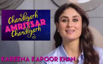 Chandigarh Amritsar Chandigarh: Bollywood Diva Kareena Kapoor Appeals To Fans To Watch The Film