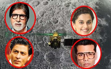 Chandrayaan-2 Technical Snag Setback: Amitabh Bachchan, Shah Rukh Khan, Taapsee Pannu And Akshay Kumar Laud ISRO's Attempt