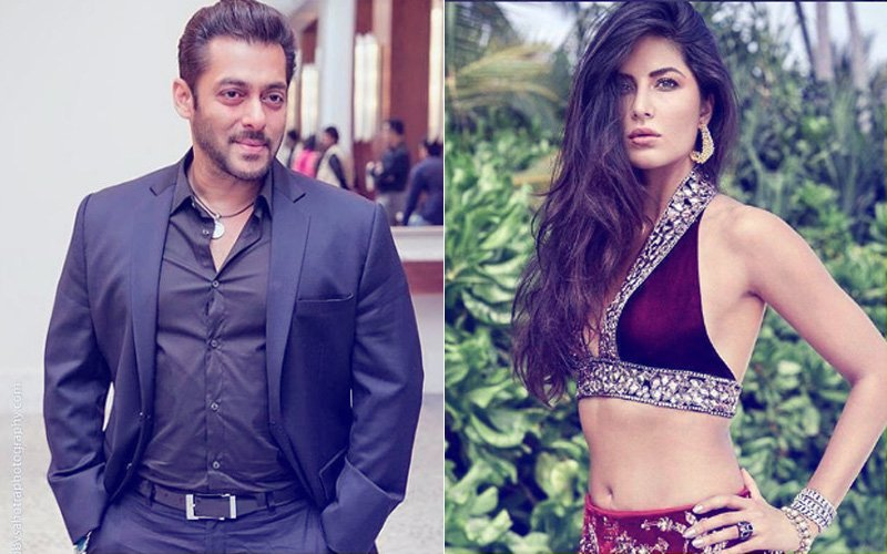 Change In Plan! Tiger's Girl Katrina Kaif Will Not Join Him For Da-Bangg Tour