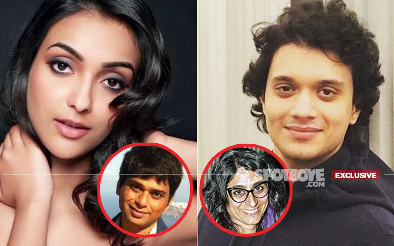 Chaos In Bengaluru: Mithun Chakraborty's Son Namashi's Leading Lady Amrin Ka Makeup Kaun Karega?