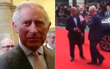 Coronavirus Outbreak: Prince Charles Ditching His Royal Handshake For A Namaste Leaves Host Confused – WATCH VIDEO