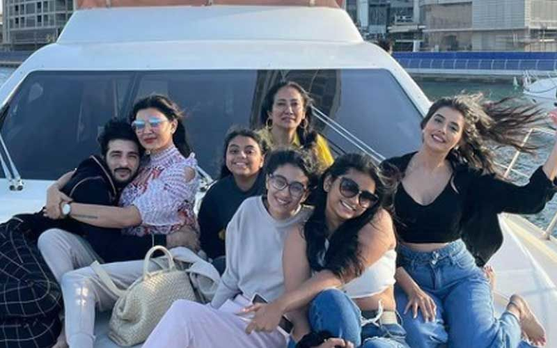 Charu Asopa Wishes 'Jiju' Aka Sushmita Sen's Beau Rohman Shawl On His Birthday; Shares Pictures With Sen Clan From A Yacht Party
