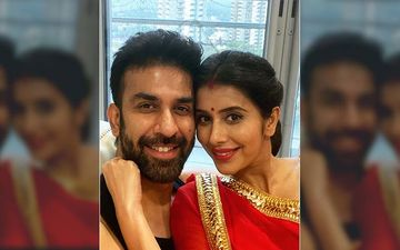 Charu Asopa Celebrates Her First Gangaur Festival Post Marriage While Quarantined, Says 'Rajeev Sen Has Been A Great Help'