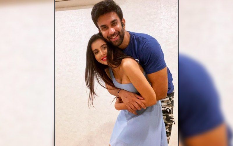 After Patch Up With Rajeev Sen, Charu Asopa Takes Her Hubby On A Thrilling Bike Ride – See Pic