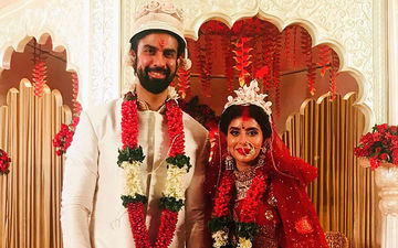 Sushmita Sen's Brother Rajeev Sen And Charu Asopa Are Now Man And Wife- Watch Pheras Video