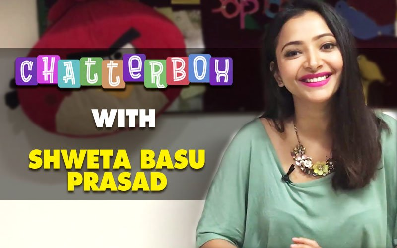 Shweta Basu Prasad UNPLUGGED on Love & Life. Watch the video