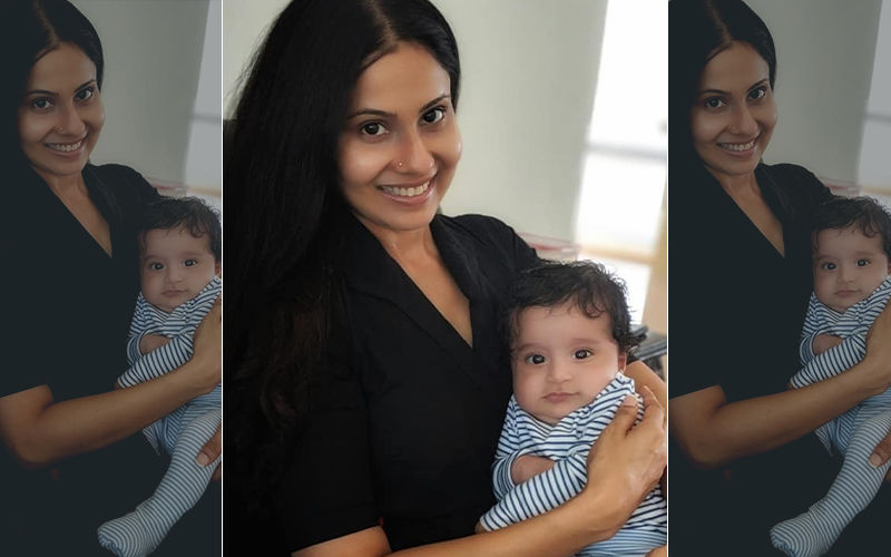 """""""You Are Allowed To Smoke, Drink In Public, Why Can't You Breastfeed?"""": TV Actress Chhavi Mittal Bats For Nursing Mothers"""