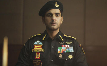 Check Out Arjan Bajwa's First Look As Colonel Kunal Sahota From His Upcoming Web Series 'Chhabbis Gyarah'