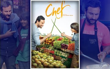 Movie Review: Chef….Not Bad But It Gets Much Too Sugary For Comfort