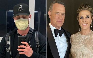 Tom Hanks' Son Chet Appreciates 'Everyone's Concerns And Well Wishes' After Father Tests Positive For Coronavirus - VIDEO