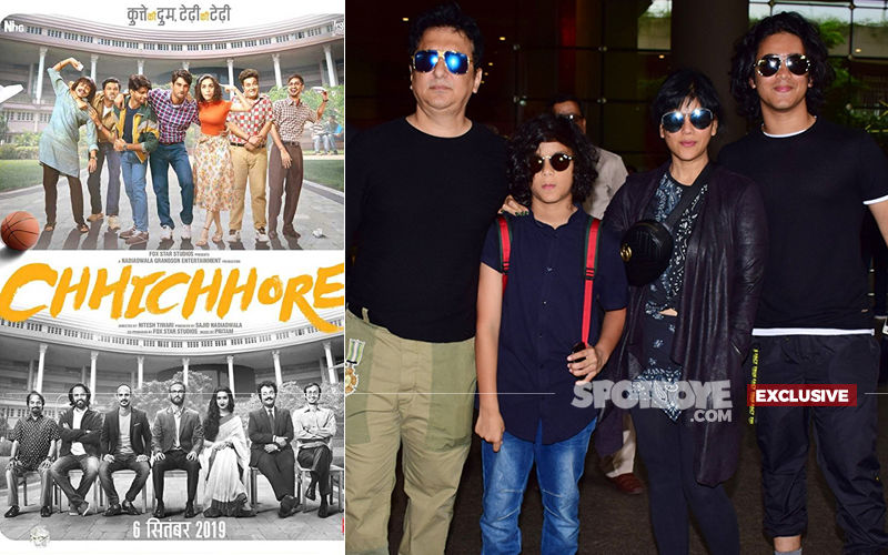 """Chhichhore Began To Grow On Me As My Children Grew,"" Sajid Nadiadwala Reveals- EXCLUSIVE"