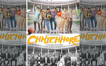 Chhichhore Poster: All The Chhichhore In One Frame! Makers Of Sushant Singh-Shraddha Kapoor Starrer Unveil The All-New Poster Today