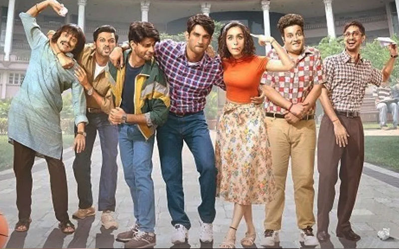 Chhichhore Fikar Not Song Released: The Track Will Send You On A Trip Down Nostalgia Lane