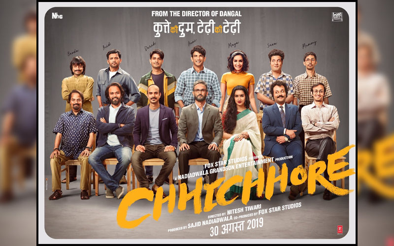Chhichhore Trailer Released:  This Slice Of Life Tale Of Friendship Features Sushant Singh Rajput And Shraddha Kapoor