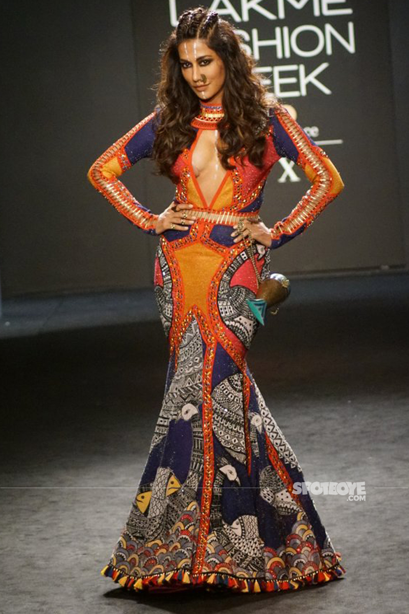 chitrangada singh at the lakme fashion week