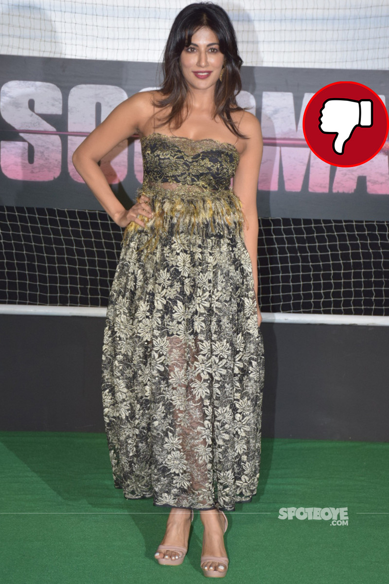 chitrangada singh at the trailer launch of soorma