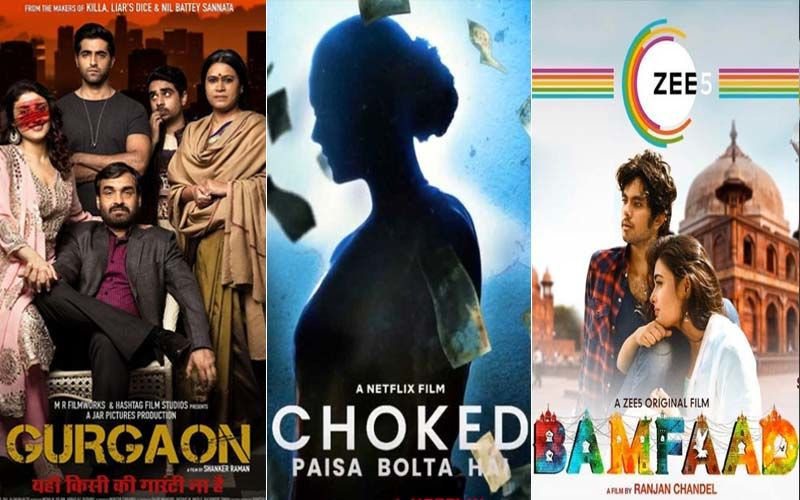 Gurgaon, Choked And Bamfaad Are Three Compelling Stories On OTT That You Cannot Miss