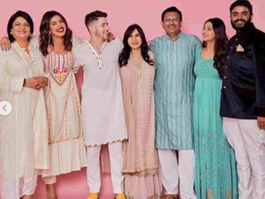 Priyanka Chopra's Bro Siddharth's Rumoured GF Neelam Upadhyaya Finds Space In Family Pic After Refusing Engagement Reports