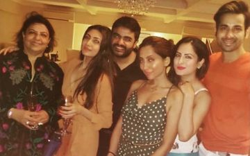Priyanka Chopra's Brother Siddharth Chopra Shares House Party Pictures With His 'Mystery Woman' Neelam Upadhyaya And Mother Madhu Chopra