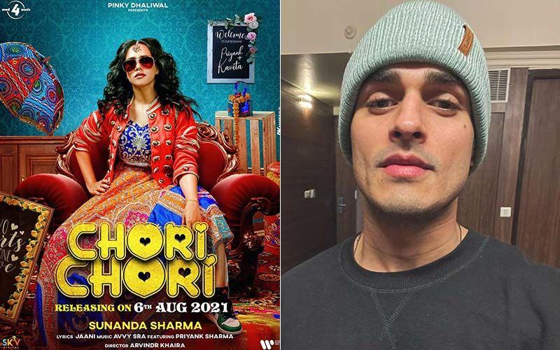 Chori Chori: Sunanda Sharma Shares A Glimpse Of Her Upcoming Song Featuring Priyank Sharma; Must Watch