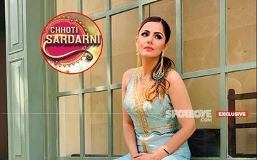 Simran Sachdeva Aka Harleen Not Getting Replaced In Chhoti Sarrdaarni Confirms The Actress - EXCLUSIVE Deets Inside