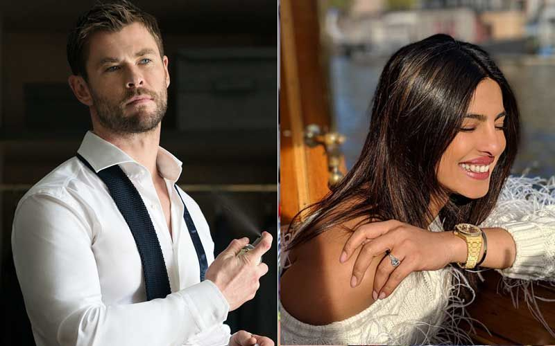 Chris Hemsworth Reacts On Working With Priyanka Chopra In Future