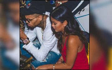 Chris Brown Who Had Beaten Rihanna To Pulp, Welcomes Baby Boy With Ex-Lover Ammika Harris