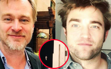 Christopher Nolan Shoots Action Sequence At Mumbai Highrise, Onlookers Wonder If That's Robert Pattinson Jumping Off The Building