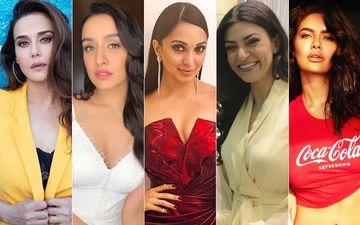 Merry Christmas 2018:  Preity Zinta, Shraddha Kapoor, Kiara Advani, Sushmita Sen, Esha Gupta Wish Fans