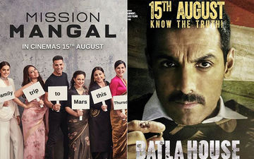 Mission Mangal And Batla House Box-Office Collections Day 5: Akshay Kumar's Film Smashes Rs 100 Cr Milestone, John Abraham Starrer Goes Steady