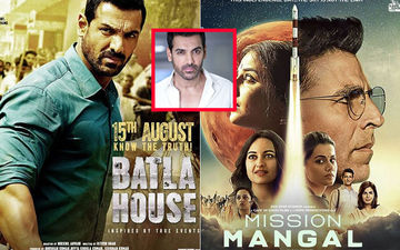 John Abraham Reacts To Batla House Clashing With Akshay Kumar's Mission Mangal: I Will Be Clashing With Other Films On Diwali, Eid And Christmas