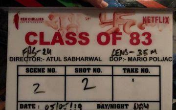 बॉबी देओल की फिल्म 'क्लास ऑफ 83' की शूटिंग शुरू