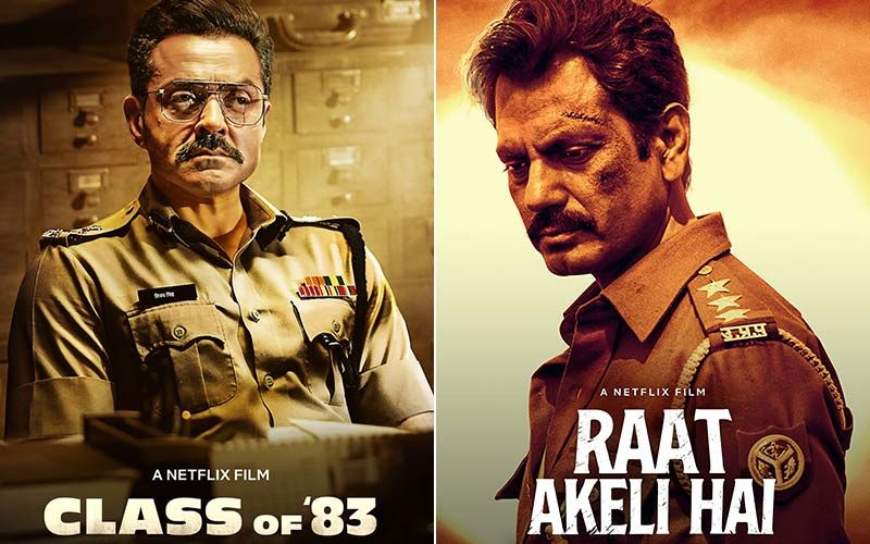 Class Of '83 And Raat Akeli Hai: Two Netflix Feature Films You May Have Missed