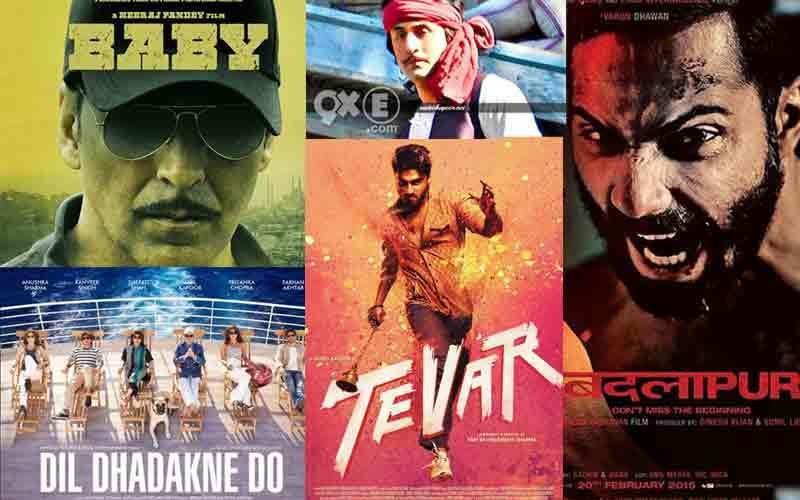 Bollywood Calendar 2015