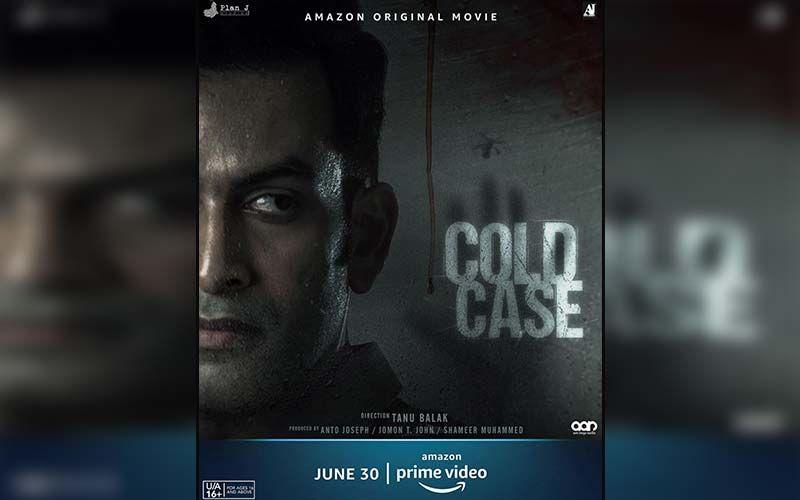 Cold Case: Prithviraj Sukumaran And Aditi Balan Starrer Film Gets An OTT Release