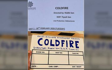 Cold Fire: Riddhi Sen Begins The Shooting Of His First Short Film
