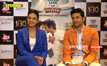 Coldd Lassi Aur Chicken Masala Chefs Divyanka Tripathi And Rajeev Khandelwal Reveal Their Favourite Food, Dish and Restaurant- EXCLUSIVE