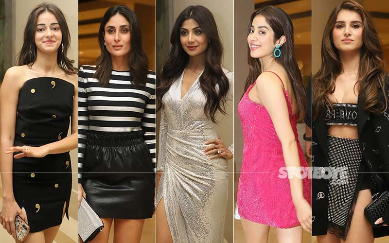 BEST DRESSED & WORST DRESSED At Malaika Arora's Birthday Bash: Ananya Panday, Kareena Kapoor Khan, Janhvi Kapoor, Shilpa Shetty Or Tara Sutaria?