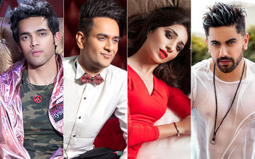 Parth Samthaan, Vikas Gupta, Vrushika Mehta And Zain Imam Will Set Your Hearts Racing