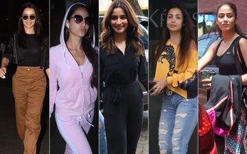 STUNNER OR BUMMER: Shraddha Kapoor, Mira Rajput, Alia Bhatt, Malaika Arora Or Nora Fatehi?