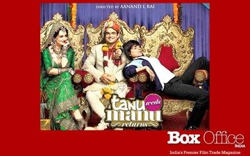 Tanu Weds Manu Returns Day One Box-office Collection