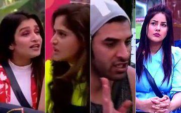 Bigg Boss 13: Shefali Bagga- Arti Singh Get Into A Verbal Spat; Paras Chhabra Calls Shehnaaz Gill Childish - VIDEO