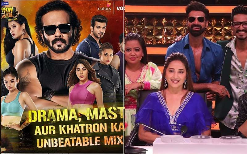 Khatron Ke Khiladi 11 and Dance Deewaane 3 To Come Together For A Special Episode; Contestants To Shoot For The Merger On Two Days - EXCLUSIVE